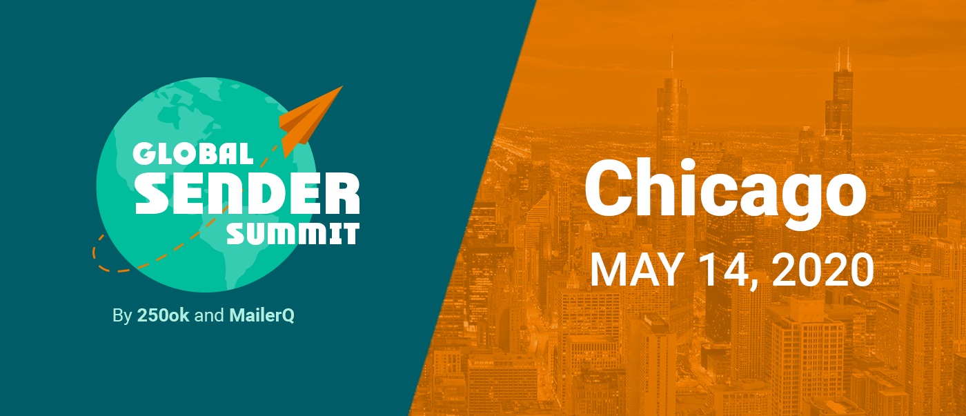 Global Sender Summit: May 14, Chicago, IL